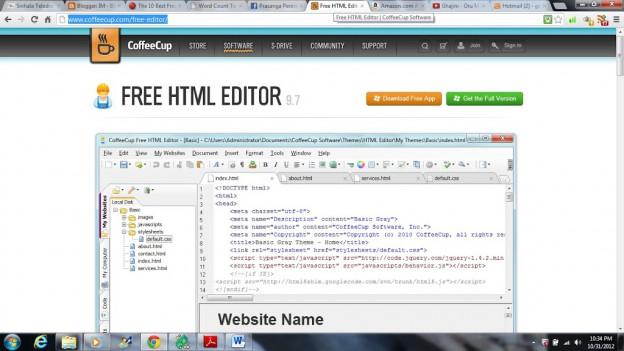 free-html-editor